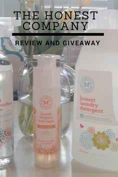 The Honest Company Review and Giveaway - Momma and the Pea