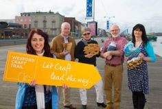 The Ros Tapestry is extremely proud to be associated with the newly launched Wexford Craft Trail.