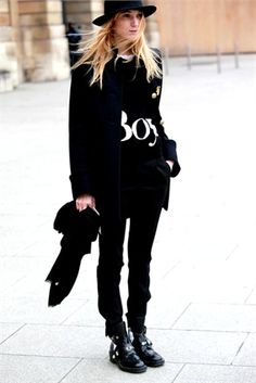 Paris Fashion Week Fall/Winter 2013/2014