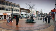 scunthorpe town center