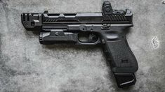 Airsoft hub is a social network that connects people with a passion for airsoft. Talk about the latest airsoft guns, tactical gear or simply share with others on this network Weapons Guns, Guns And Ammo, Airsoft, Glock Mods, Custom Guns, Glock 17 Custom, Custom Revolver, Gun Vault, Assault Weapon