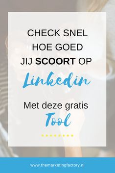 Social Selling Index toont hoe goed je presteert op Linkedin The Marketing, Content Marketing, Online Marketing, Social Media Marketing, Instagram Blog, Virtual Assistant, Blog Tips, Social Media Tips, How To Remove