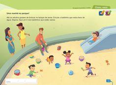 Ilustrações Didáticas Editora Moderna on Behance