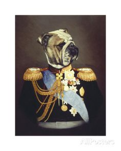 General Dourakine Stampa giclee premium di Thierry Poncelet su AllPosters.it