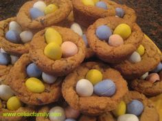 Cookie treats for Easter