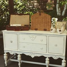 North Country Vintage Welcome Buffet