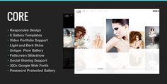 Core Minimalist Photography Portfolio WordPress Theme. Clean, cover flow, creative, elegant, fullscreen, gallery, horizon, magazine, minimalist, personal website, photography, portfolio, responsive design, slideshow, studio
