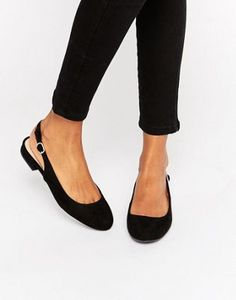 New Look Sling Back Pump