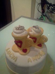Torta coppa gelato