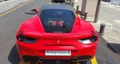 2016 Ferrari 488 GTB  - Coupé F1 DCT