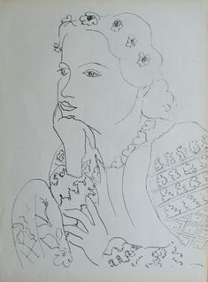 Matisse's drawing