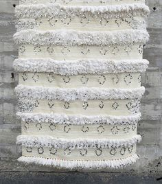 "Maven Collection ""Polka Dots"" Moroccan Wedding Blanket"