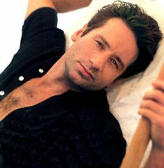 david duchovny - there was obviously a high demand for DD to do these posey photoshoots...no idea why!
