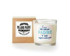 Regalo día del Padre, Aromatizada y empacada en caja, dos etiquetas ful color $15.000 velas.casiopea@outlook.com