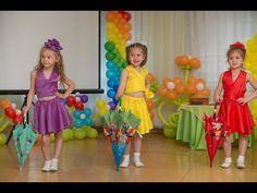"Танец ""Под зонтиком"" (видео Костин Л.В.) - YouTube Kindergarten Classroom Setup, Pilates Machine, Happy Birthday Messages, Boredom Busters, Baby Art, Preschool Crafts, Arts And Crafts, Activities, Kids"