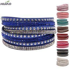 2015 Hot Sale Trendy Bracelets Bangles Pulseira New Multilayer Bracele – ROSalarsJewelry