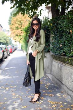 Autumn Fashion Casual, Autumn Winter Fashion, Fall Winter, Trench Coat Outfit, European Fashion, Fall Outfits, Work Outfits, Coats For Women, Womens Fashion