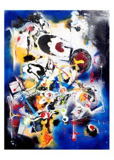 peinture art abstrait technique bombe acrylique glycero encres - Peinture Acrylique Ou Glycero Difference