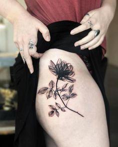 Colorful Rose Tattoos, Coloured Rose Tattoo, Tribal Rose Tattoos, Purple Rose Tattoos, Beautiful Flower Tattoos, Rose Chest Tattoo, Rose Tattoo On Back, Finger Rose Tattoo, Rose Tattoo Forearm