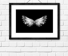 Feather PrintInstant DownloadPrintable Wall by InstantGalleryWall