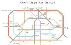 Fahrplan: Hier gibt es Craft Beer in Berlin   Berliner Zeitung