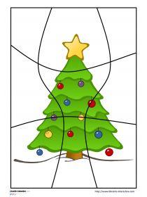 Librairie-Interactive - Puzzles de Noël