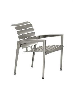 Veer Cast Dining Chair | Tropitone