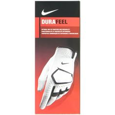 Nike Dura Feel 2013 Golf Glove Gloves purchase from Globalgolf.com on discounted prices by using coupon and promo codes.