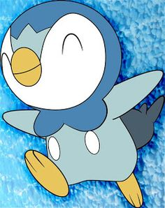 what a cutie! Learn how to draw Piplup!