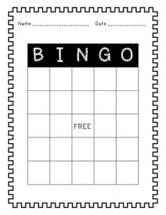 "Use these bingo boards for anything you'd like. There are 7 different colors that you can choose from. Here are a few ideas of what you can use them for:- Have kids write a different # from 0-120 in each box. The teacher calls out a # from 0-120 until someone gets ""bingo.""- Have kids write a different # in each box, then the teacher calls out an addition/subtraction/multiplication/division sentence."