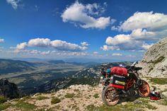 Motorcycle Touring From India To UK Bosnia And Herzogovina 2