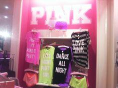 shopping PINK