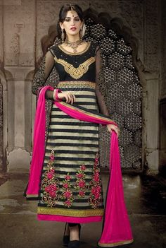 Bollywood Pakistani Salwar Suit Designer Party by JTInternational