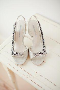 Shoes by Vera Wang - Lavender Label  Photography by jnicholsphoto.com
