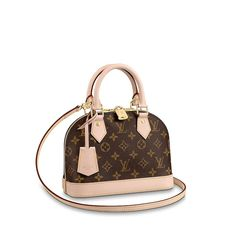 View 1 - Alma BB Monogram Canvas in Women s Handbags Top Handles collections  by Louis Vuitton faf1e13970
