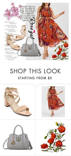 """rosegal  82"" by aida-1999 ❤ liked on Polyvore"