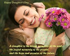Happy Birthday wishes quotes for daughter: right from the very first time we held you in our arms Happy Mothers Day Sister, Happy Daughters Day, Happy Mother Day Quotes, Happy Birthday Wishes Quotes, Happy Birthday To Us, Happy Mothers Day Wallpaper, Happy Mother's Day Funny, Whatsapp Pictures, Mothers Day Images