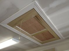 Marvelous Attic Access Panel #2 Ceiling Attic Access Doors | Home ...