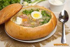 Суп Журек рецепт с фото
