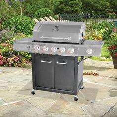 Backyard Grill 5-Burner Propane Gas Grill