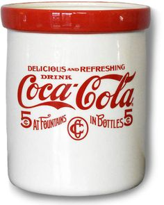 Love this Coca-Cola Tool Holder Decorative Jar on Coca Cola Decor, Coca Cola Drink, Cola Drinks, Coca Cola Ad, Always Coca Cola, World Of Coca Cola, Coca Cola Bottles, Garrafa Coca Cola, Coca Cola Vintage