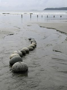 land art by Meerkat Thunderpants, via Flickr