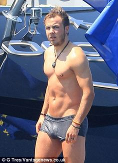 No training today: Gotze was given time off after competing in Brazil with Germany...