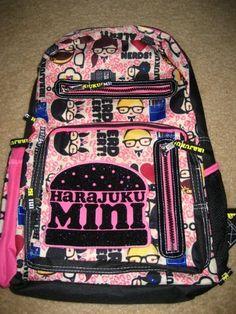 Harajuku Mini Backpack Harajuku,  LOLITA JAPANESE AND VINTAGE FASHION to buy just click on amazon here  http://www.amazon.com/gp/product/B004MWP6J2?ie=UTF8=213733=393177=B004MWP6J2=shr=abacusonlines-20&=apparel=1369110951=1-27=harajuku+lovers