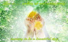 LOVE IS ... Verse #love #alanjporterart #kompas #art #thoughts #hands #sky #sun #gerbera #tree