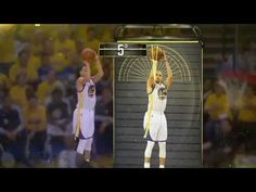 Steph Curry's crazy shooting this season Sport Scienced