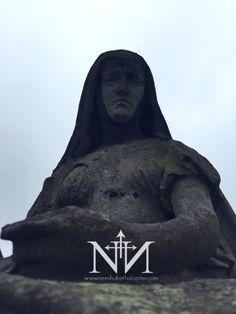 Mary's Cemetery by Neeshabetha Lanithro Lomtev