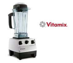 This is simply a badass blender (if there can be such a thing??). It'll blend just about anything and spin fast enough to heat stuff up. Warm raw soup in a jiffy... How great is that?