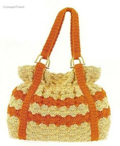 Love the colours on this. #Crochet Bag