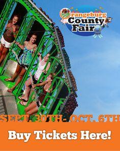 Check out the Orangeburg County Fair , SC, this September 30 - October Memorial Gardens, Blog Online, Garden Show, County Fair, September, Entertaining, Memories, River